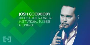 Josh Goodbody Binance