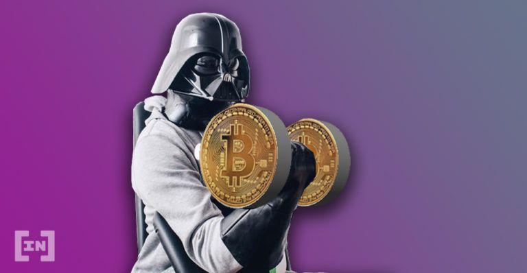 Bitcoin está fuerte