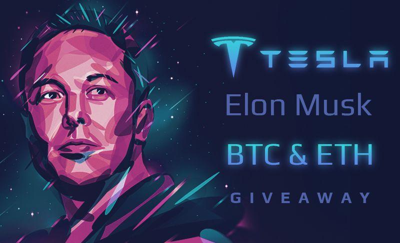 Elon Musk estafa Bitcoin