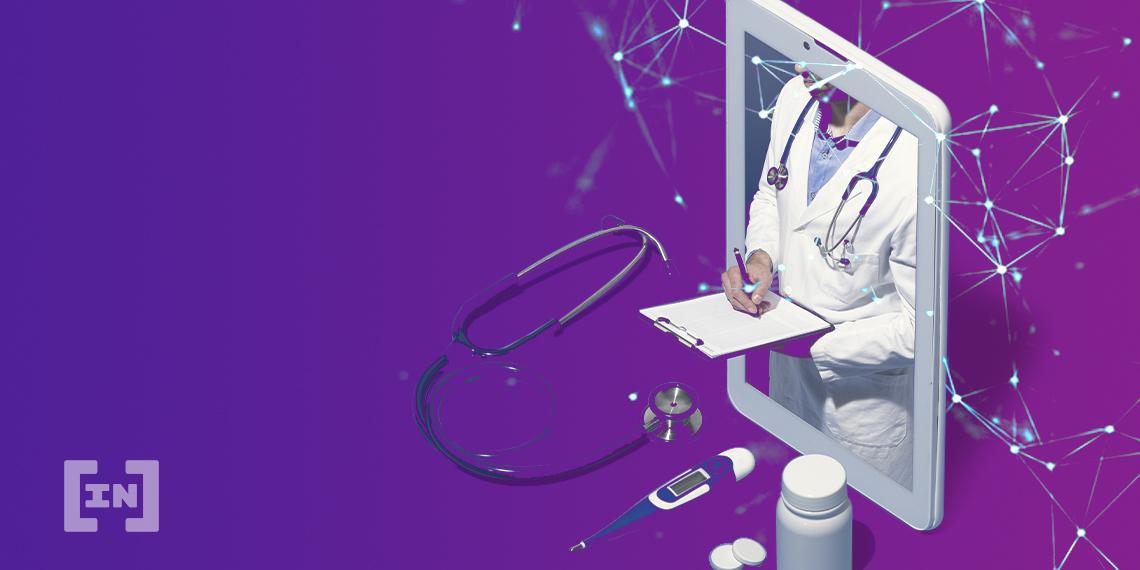 BIC blockchain medical app phone tablet health