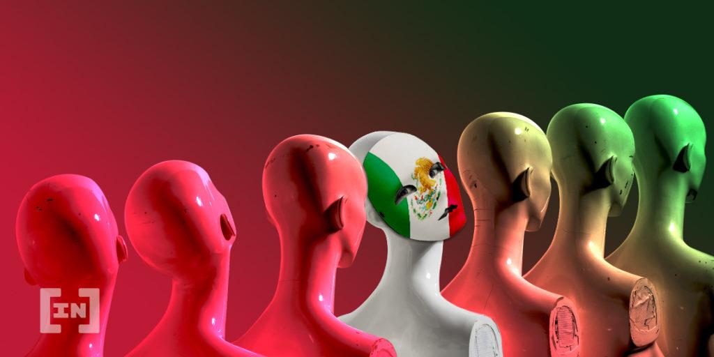 El PIB de Mexico cae en picado