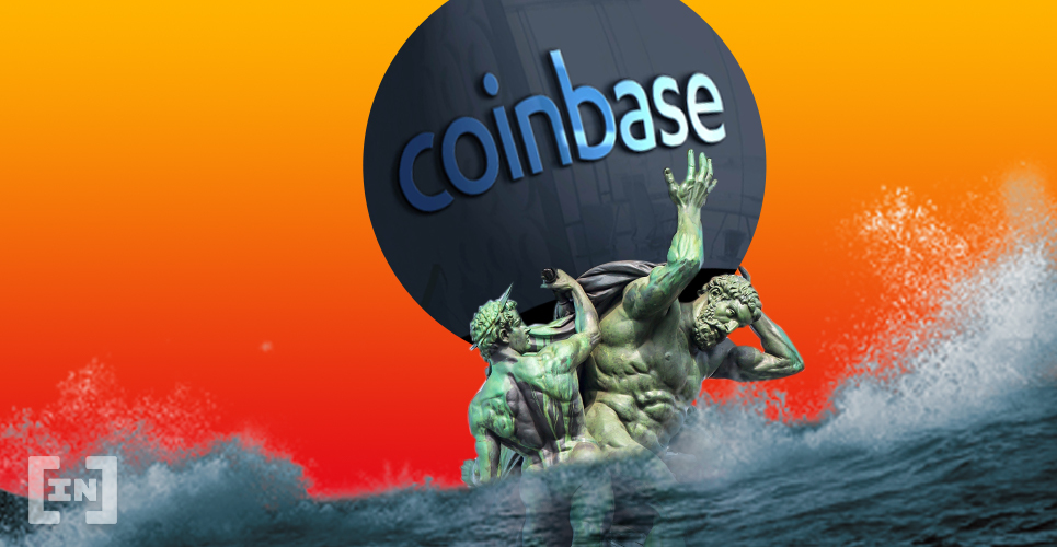 La fortaleza de Coinbase