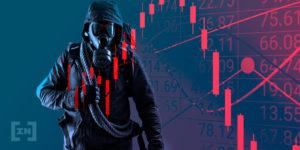 Exchange cripto en peligro