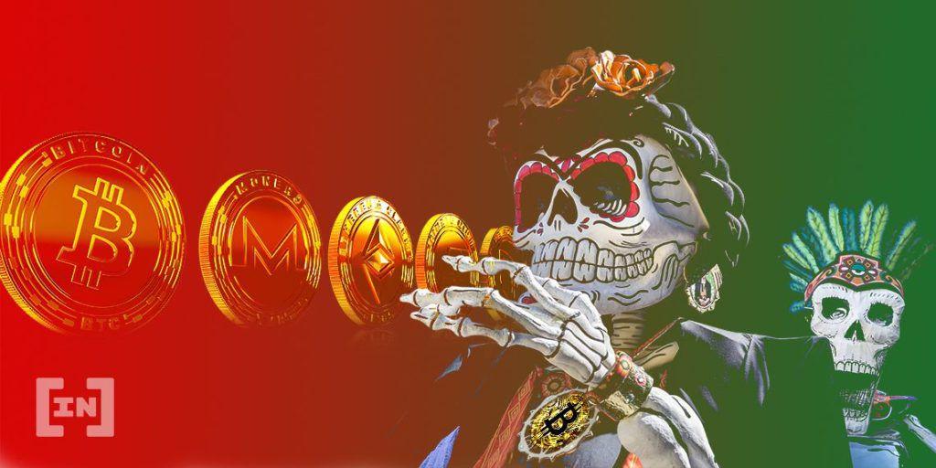 Mexico y criptomonedas
