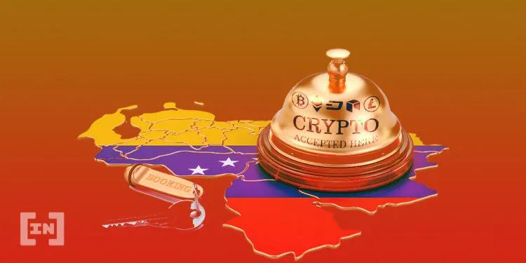 Venezuela apto para criptomonedas