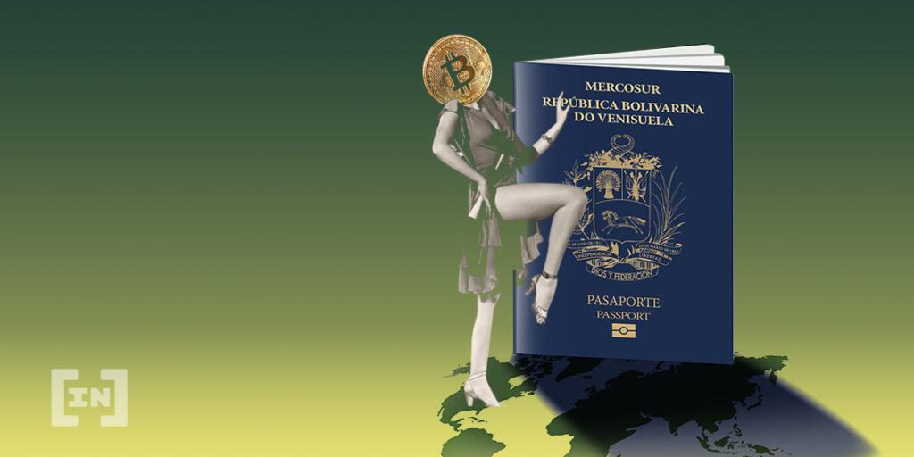 Bitcoin pasaporte