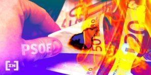 PSOE eliminar efectivo