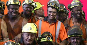 Mineros BTC