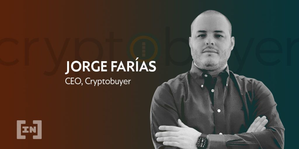Jorge Farias Ceo Cryptobuyer