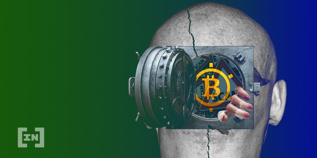 Bitcoin Vault estafa