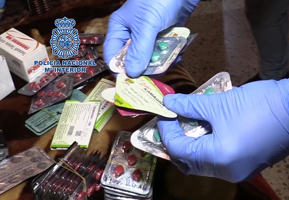 Policía nacional operación drogas medicamentos beincrypto tony toro