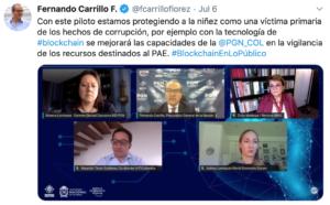 Tuit Fernando Carrillo Colombia