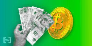 Pesos argentinos y Bitcoin