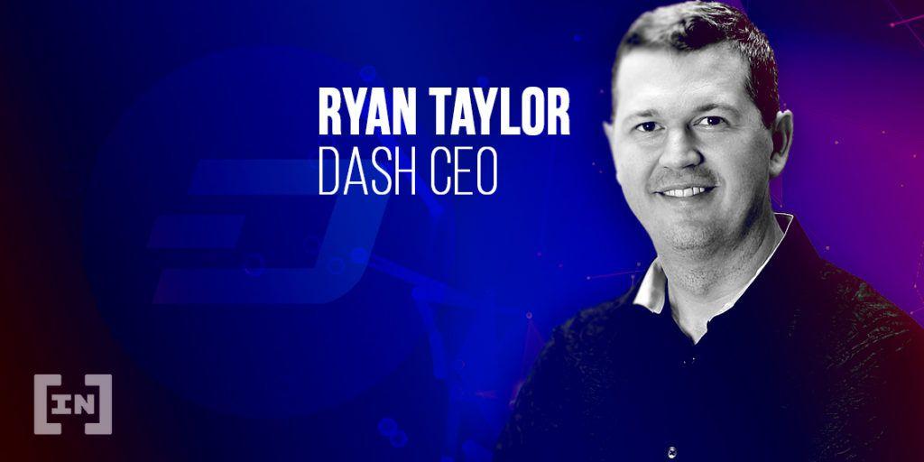 Ryan Taylor CEO Dash
