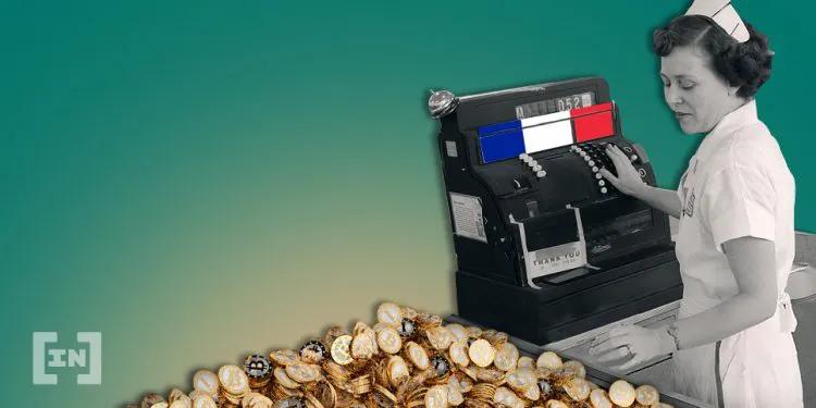 francia y cripto
