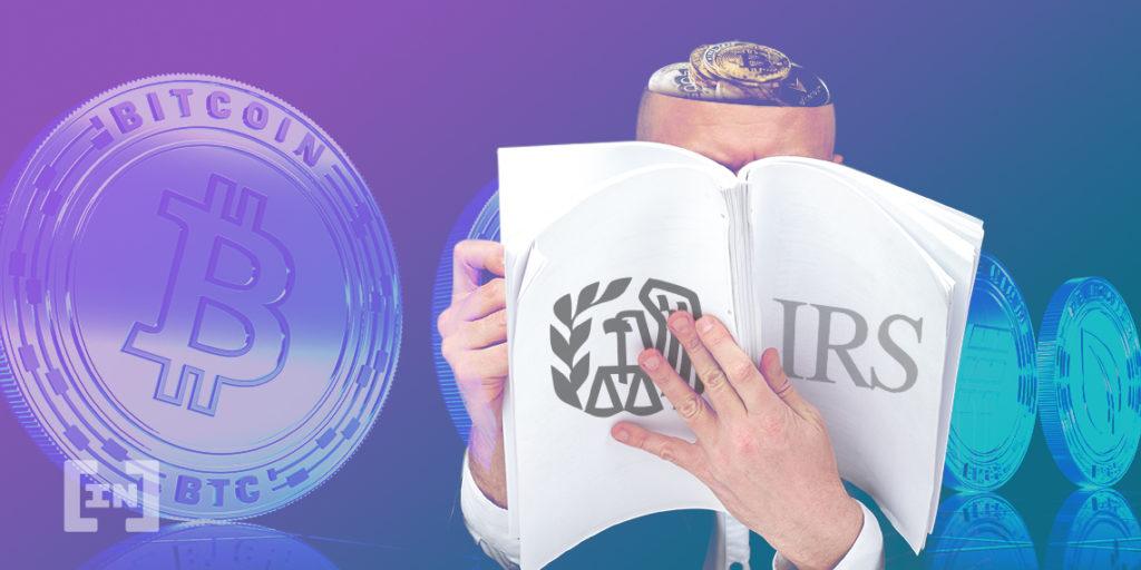 IRS incluye criptomonedas en su formulario