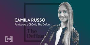 Camila Russo entrevista DeFi