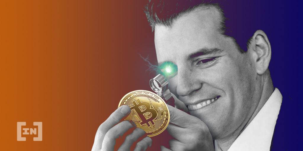 Winklevoss oro Bitcoin