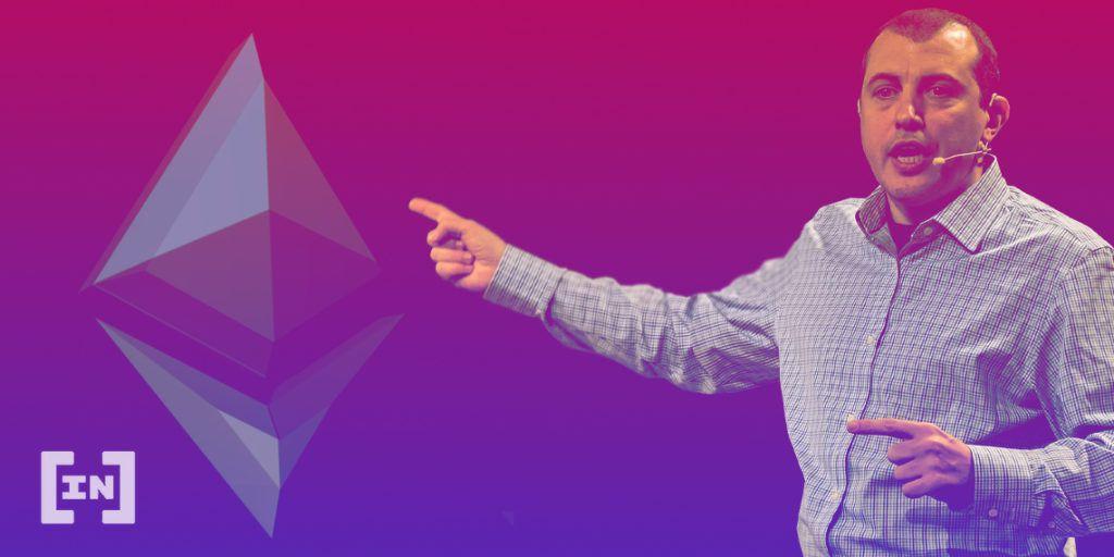 Andreas Antonopoulos crítica Ethereum