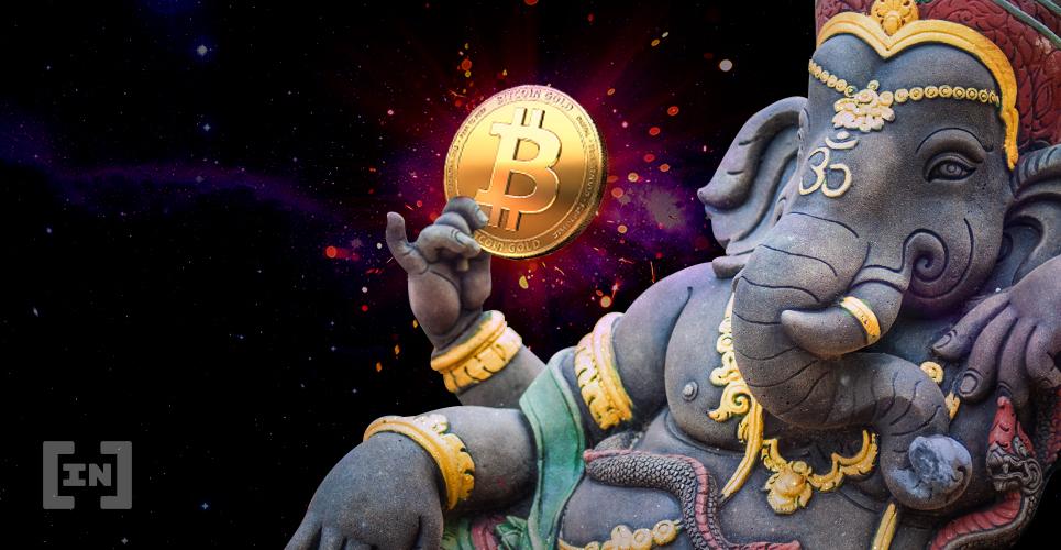 India prohibición de Bitcoin