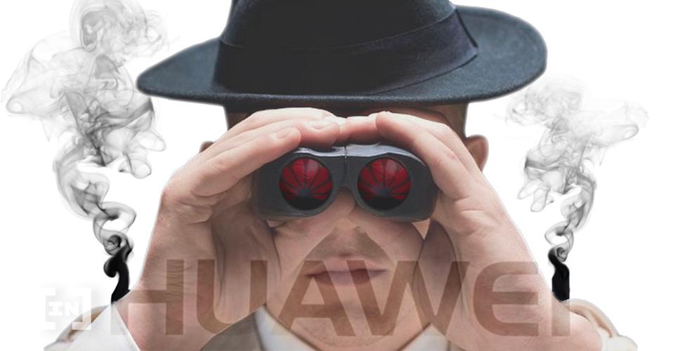 Huawei espia