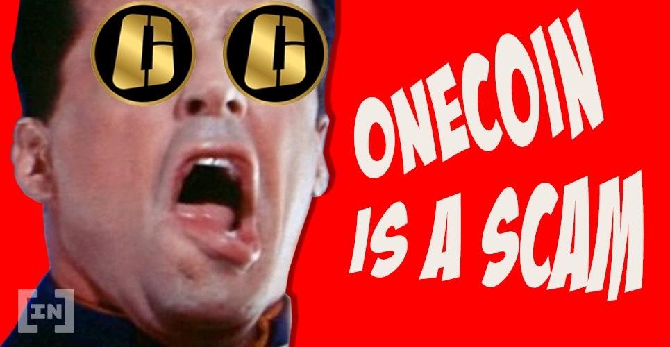 OneCoin es una estafa