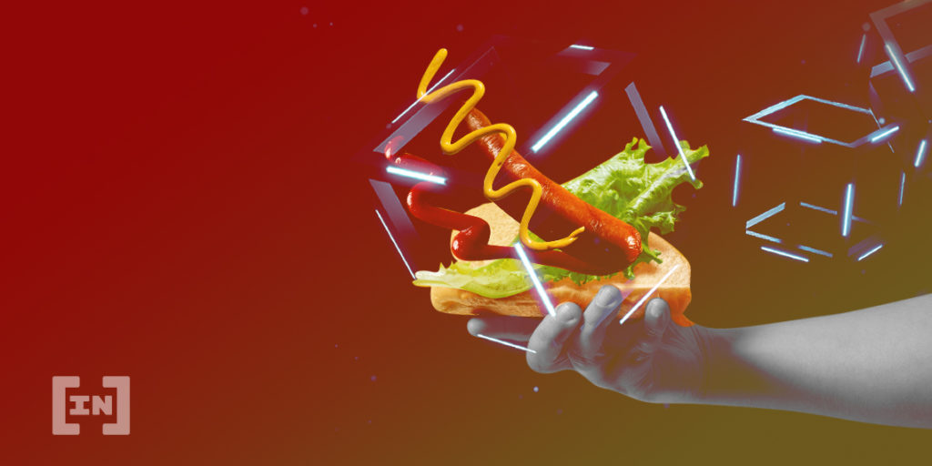 Uniswap hotdog