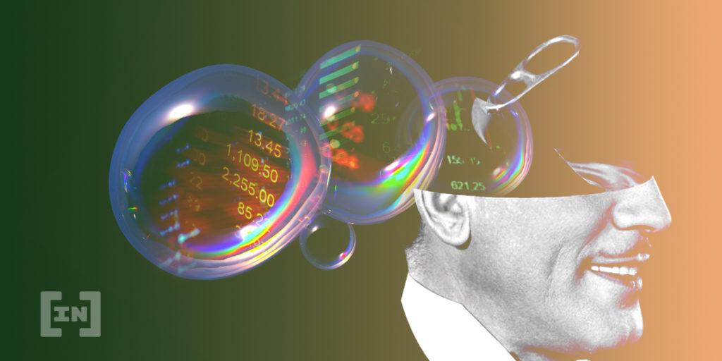 Burbuja acciones tech