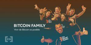 Bitcoin family viajar por el mundo sólo con bitcoin es posible