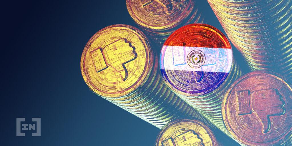 Banco central Paraguay y criptomonedas