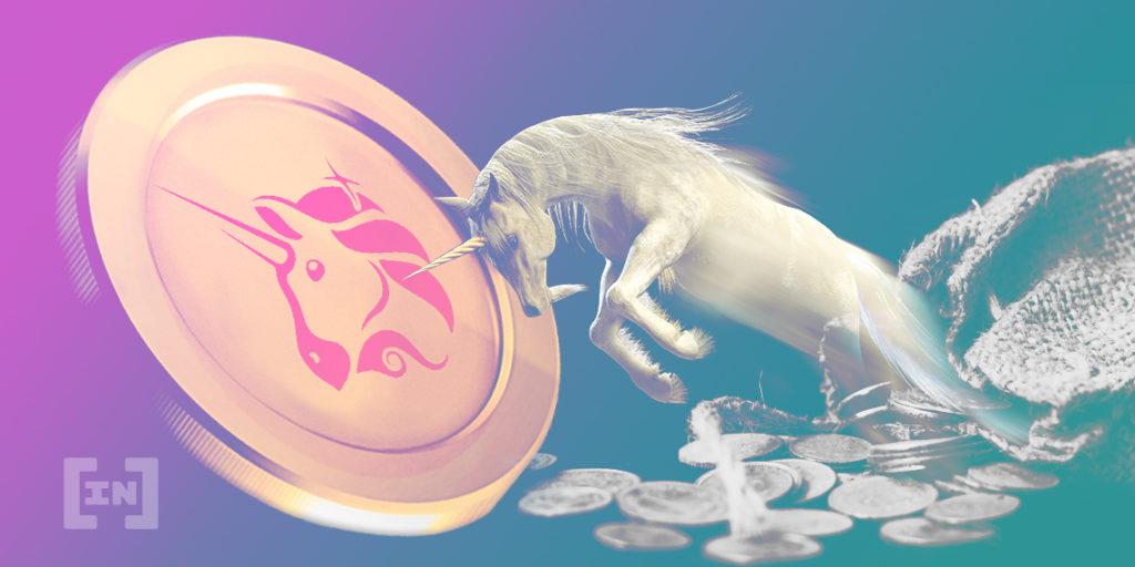 Uniswap UNI token