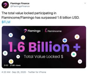 Tuit Flamingo Finance