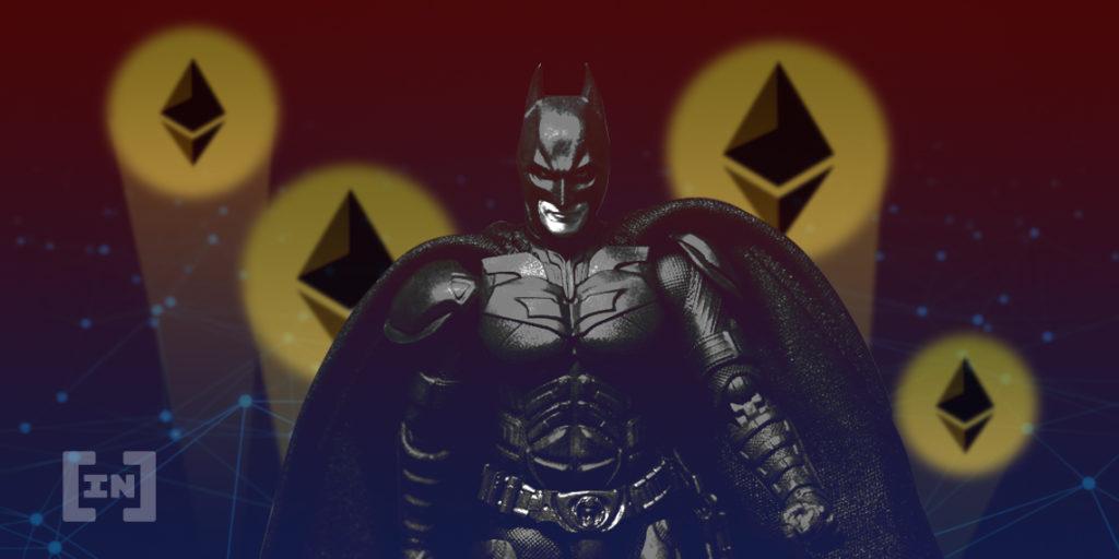 Batman tokenizado