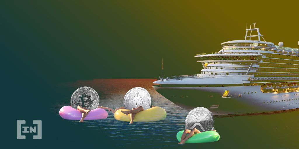 Puertos conectados con blockchain