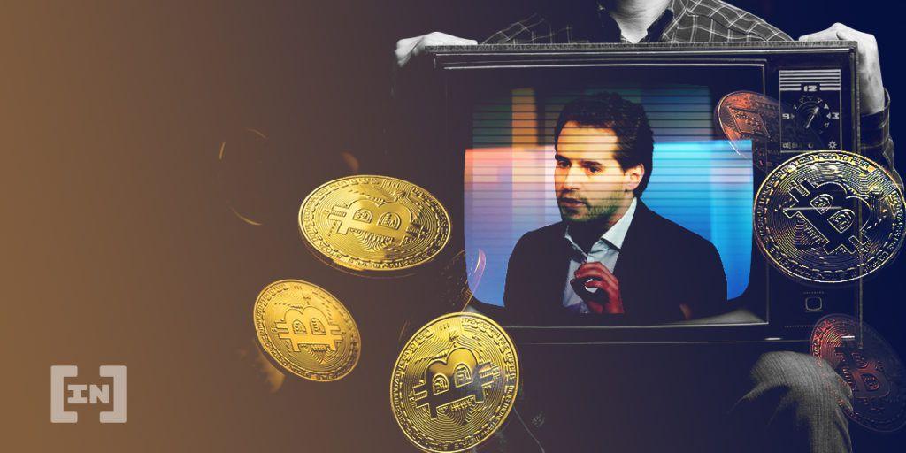 Bitcoin en la televisión
