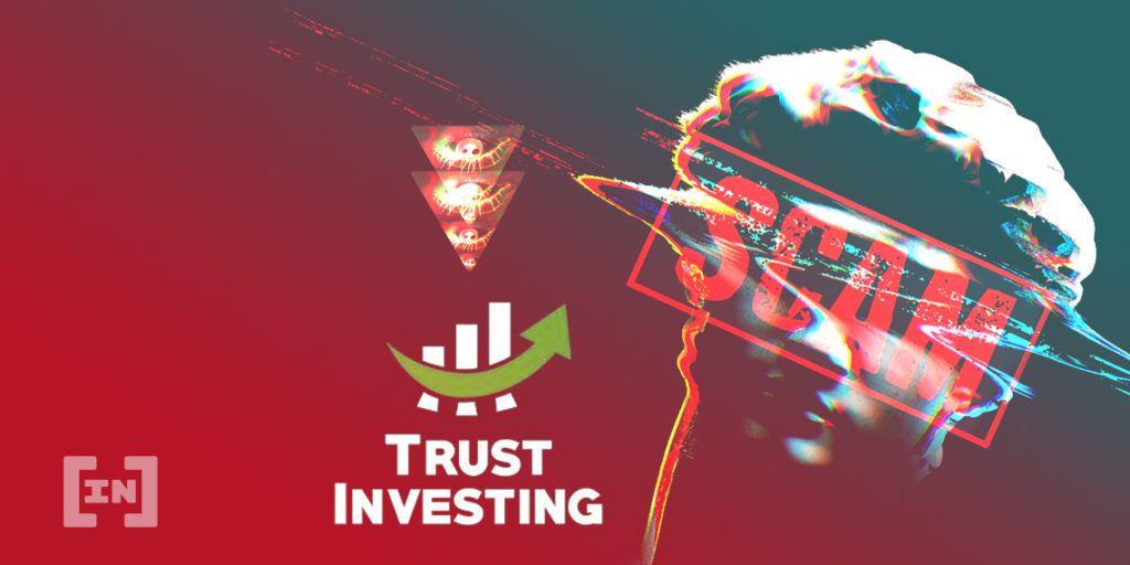 Trust Investing cripto estafa