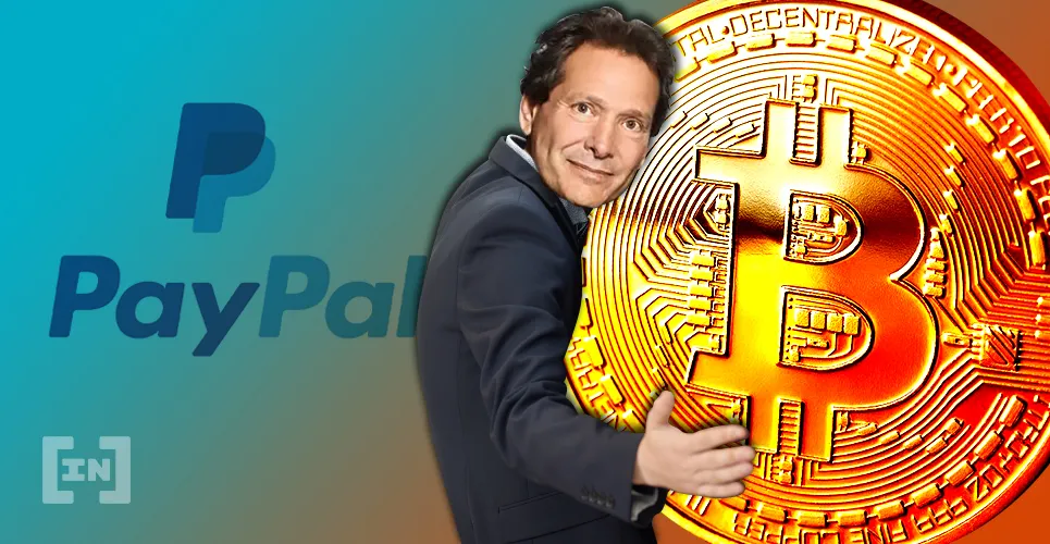 Paypal y Bitcoin