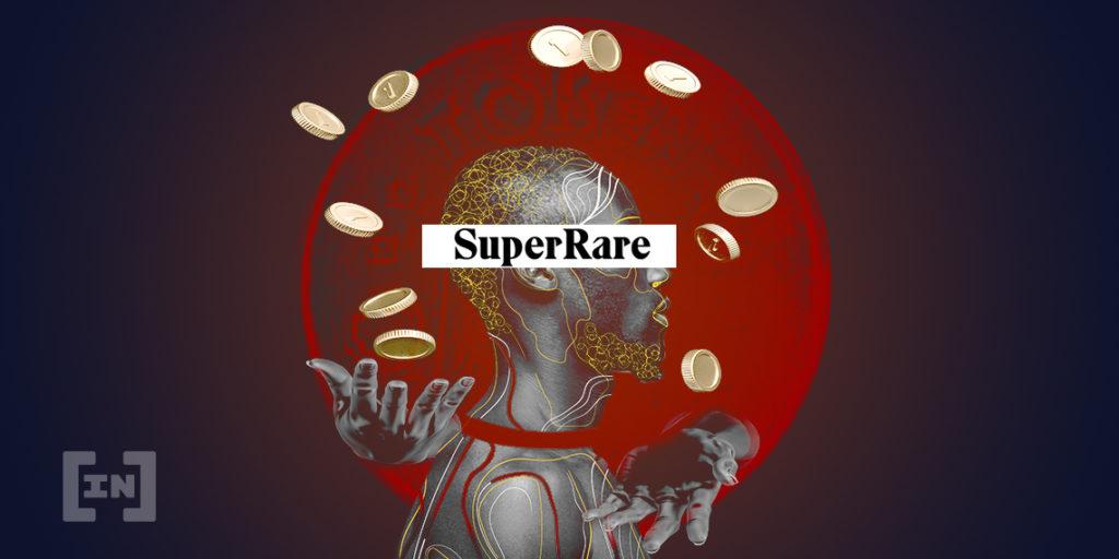 SuperRare NFT token