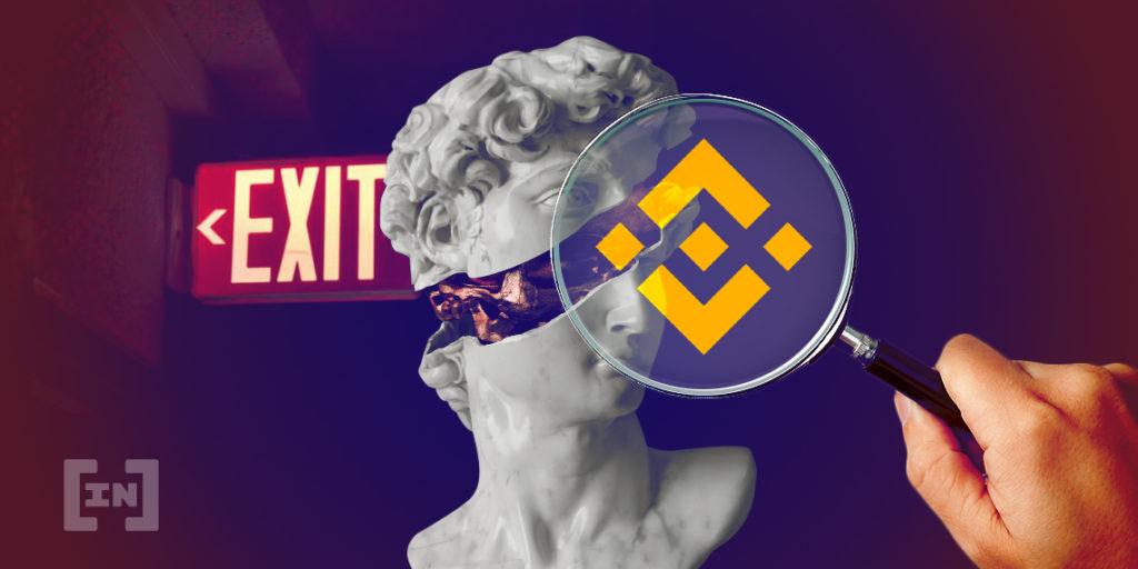 Binance Smart Chain exit scam