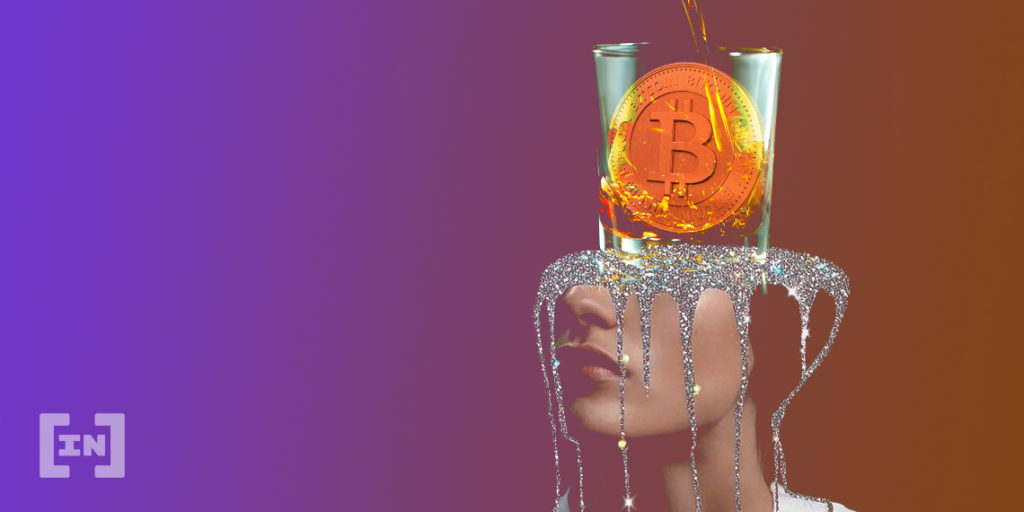 Bitcoin jarra agua fria