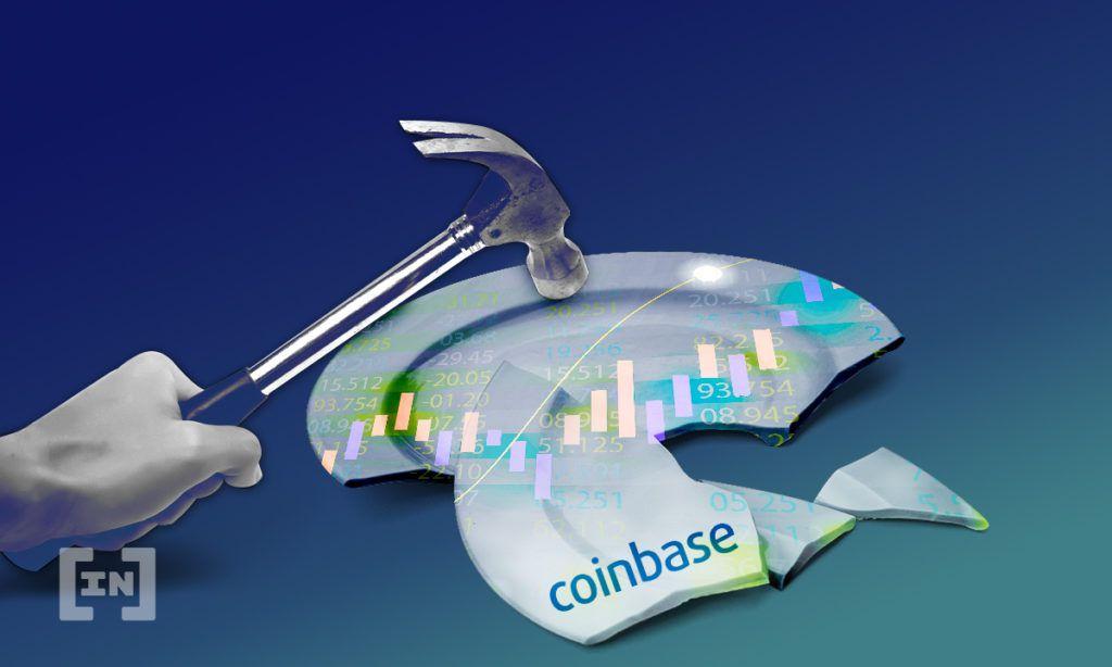Coinbase trading