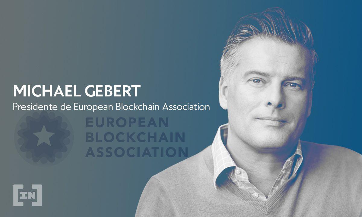 Regulación de las criptomonedas en Europa con Michael Gebert de European Blockchain Association