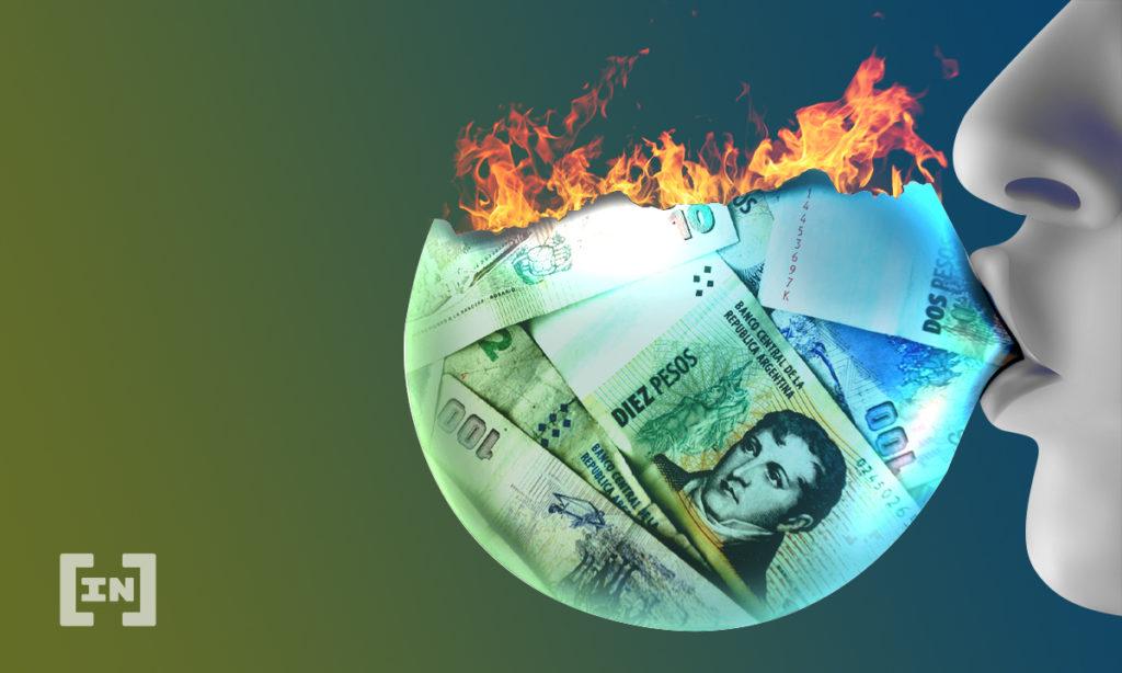 Burbuja peso argentino