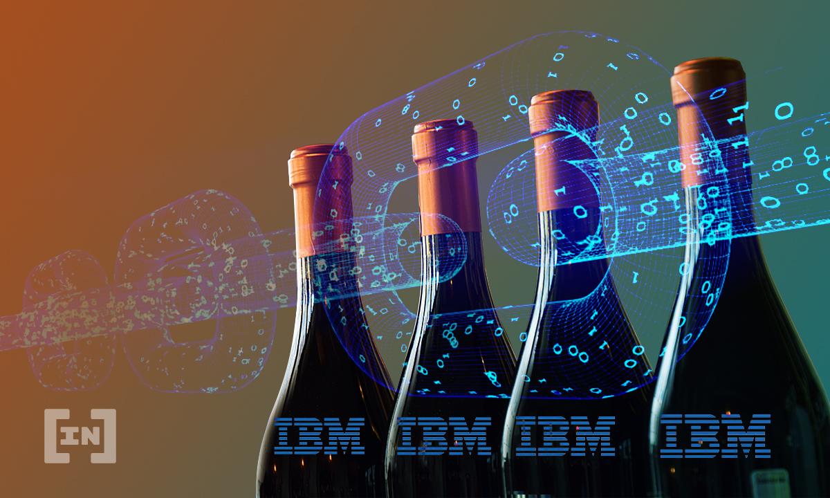 BIC ibm wine tracking blockchain