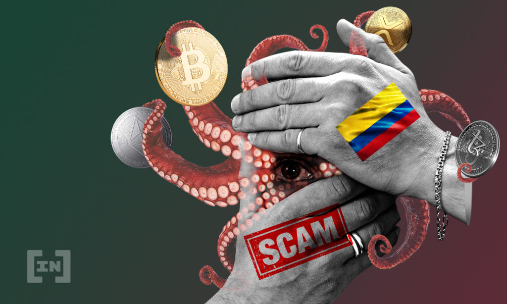 Cripto Estafas Colombia