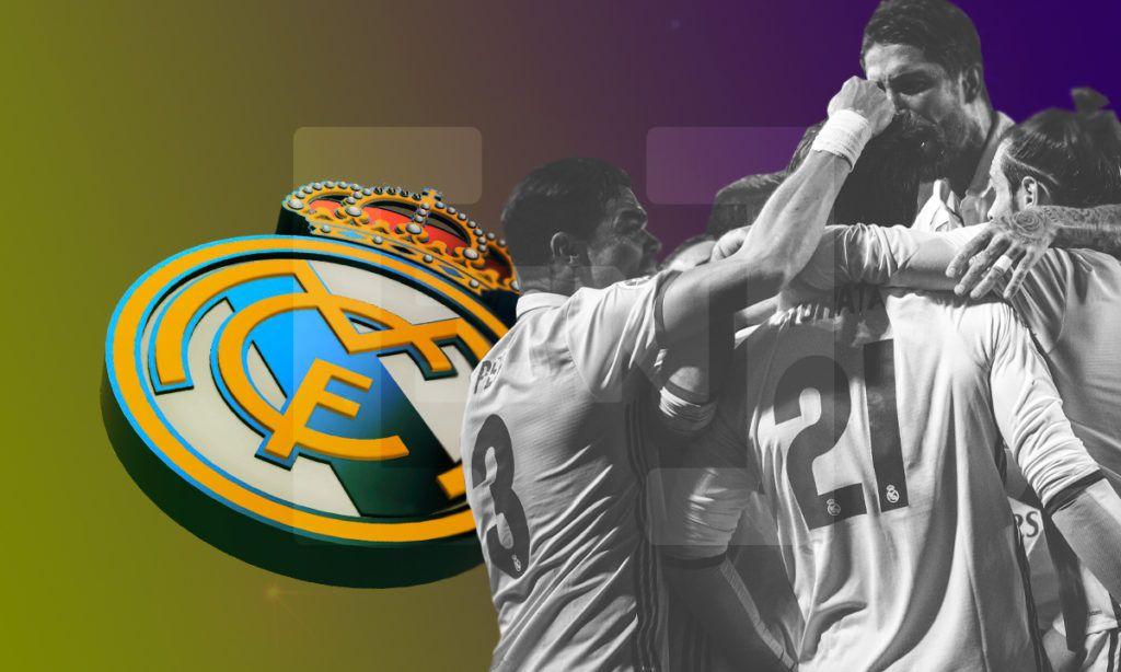 Real Madrid NFT fútbol