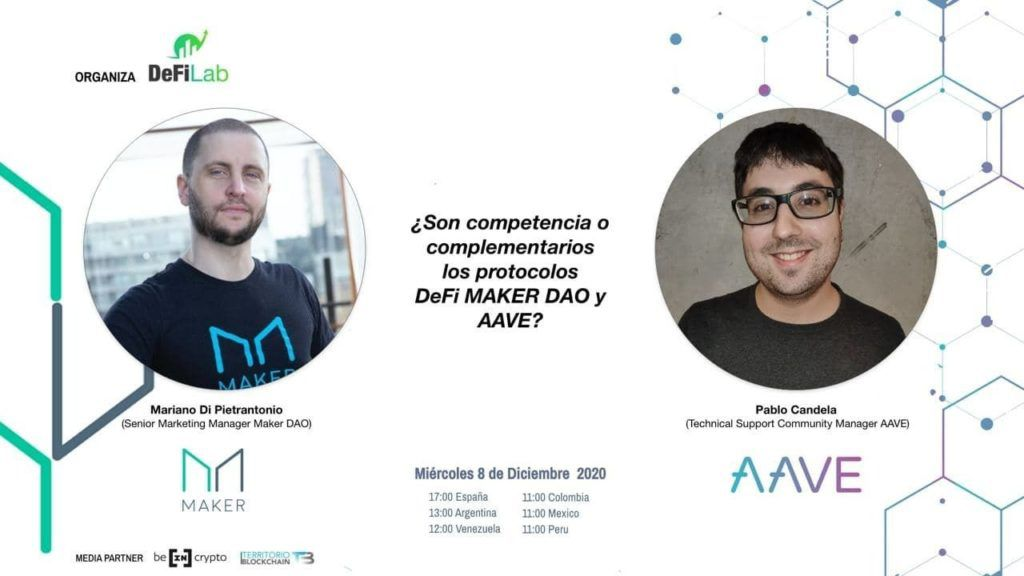 Maker Dao vs Aave