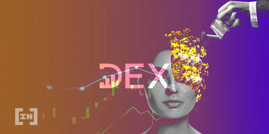 DEX exchange descentralizado