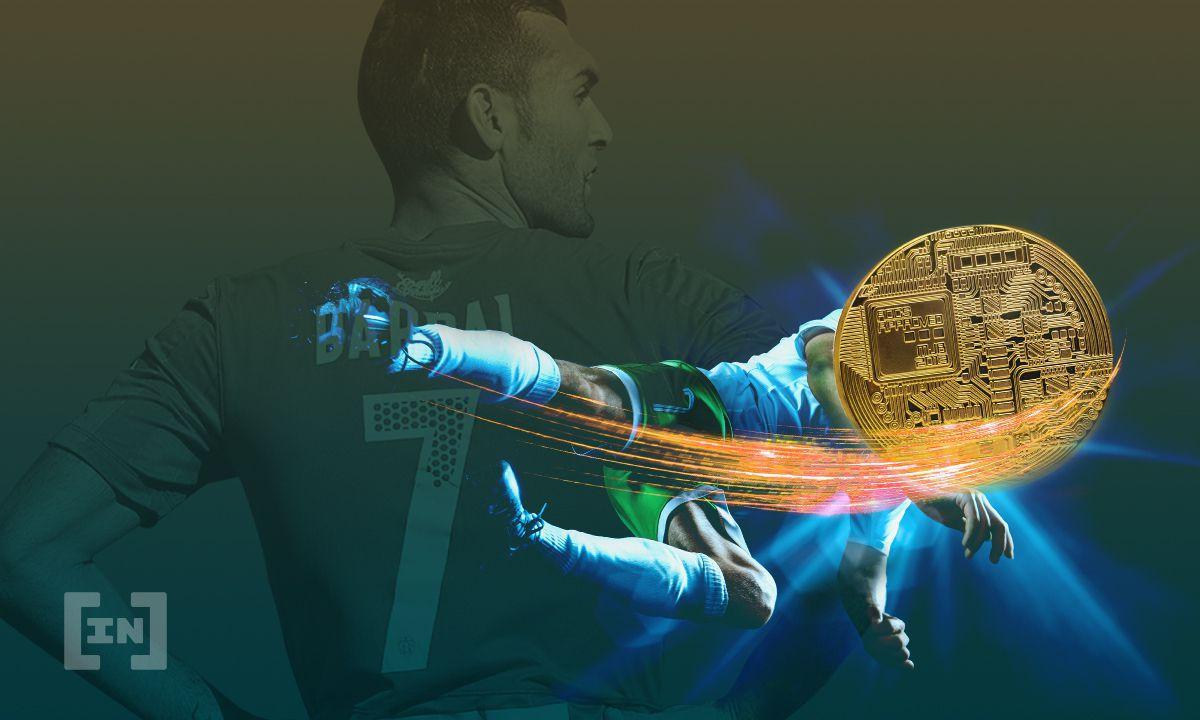 David Barral fútbol criptomonedas