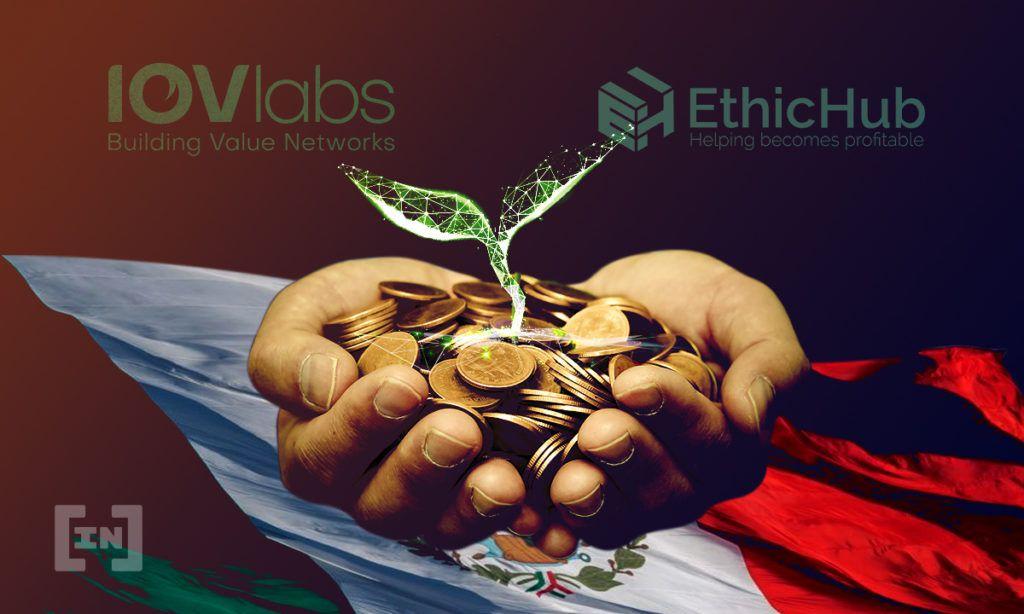 IOVlabs y EthicHub Mexico